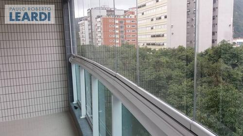 apartamento josé menino - santos - ref: 474154