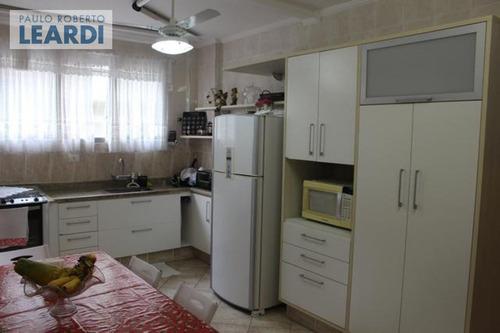apartamento josé menino - santos - ref: 495560