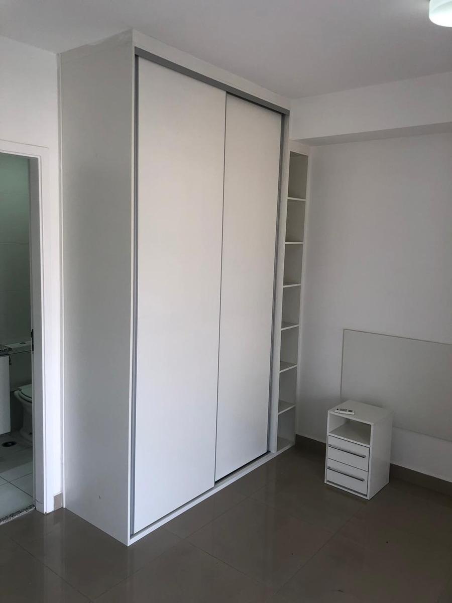 apartamento jundiai loft in design residence 48m2 1 suíte 1 vaga - ap00418 - 34281881