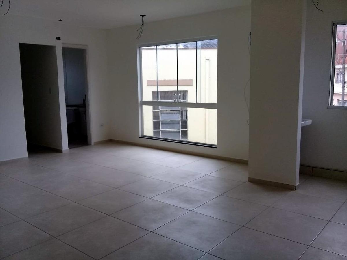 apartamento kitchenette/studio em nova gerti  -  são caetano do sul - 3911