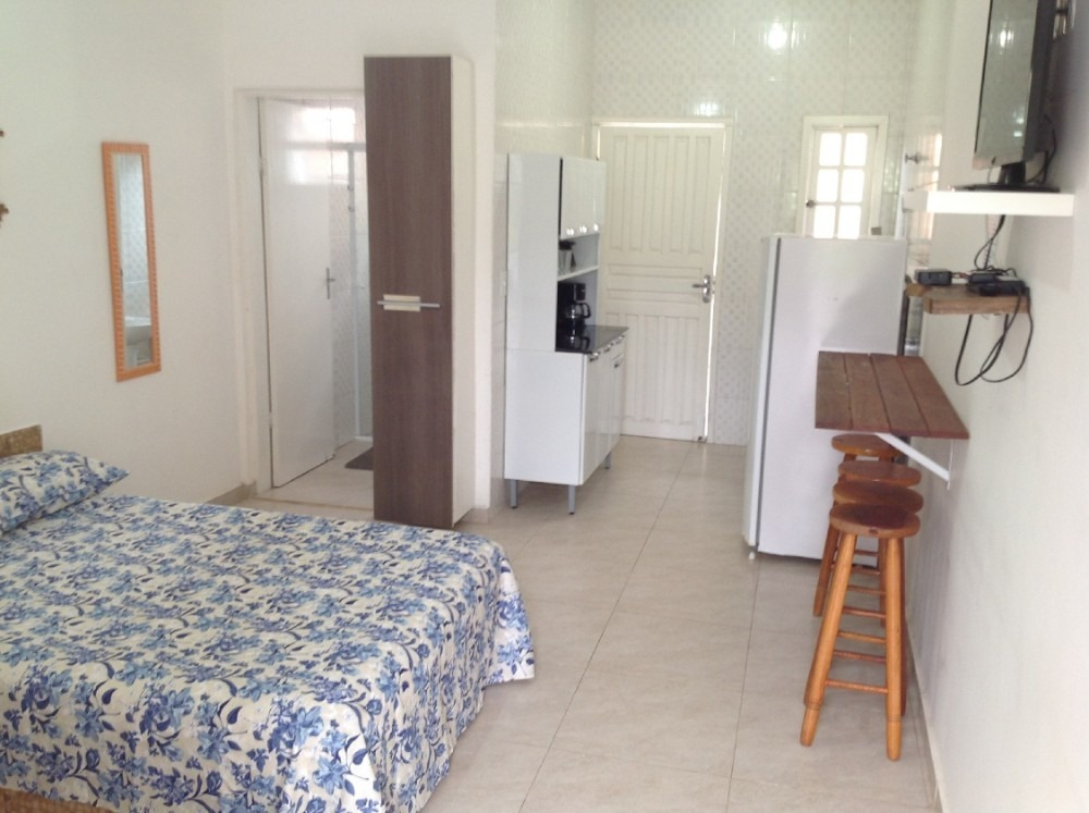 apartamento kitnet em ubatuba