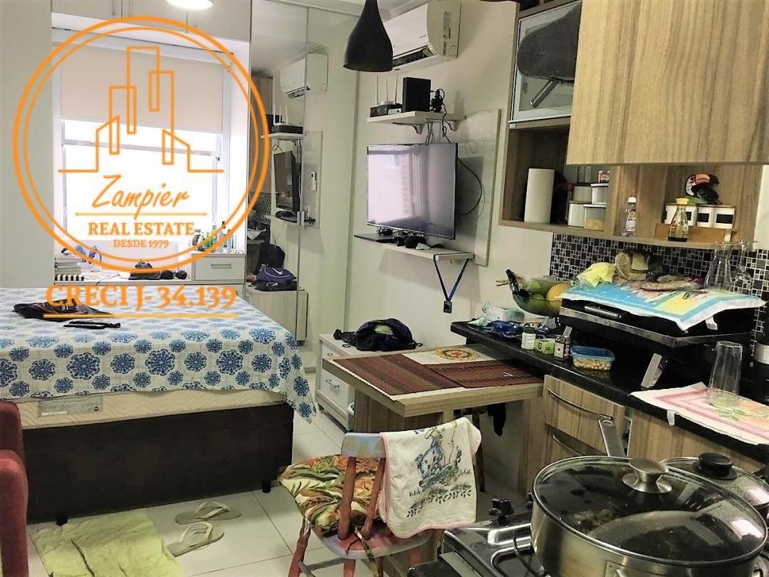 apartamento kitnet no josé menino - santos - 2230