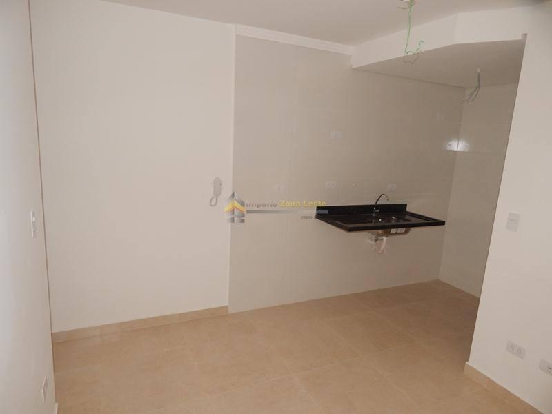 apartamento kitnet para venda no bairro vila santa teresinha, 2 dorm, 37 m² - 3446