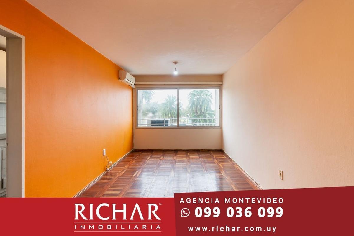 apartamento la blanqueada alquiler 2 dormitorios av italia