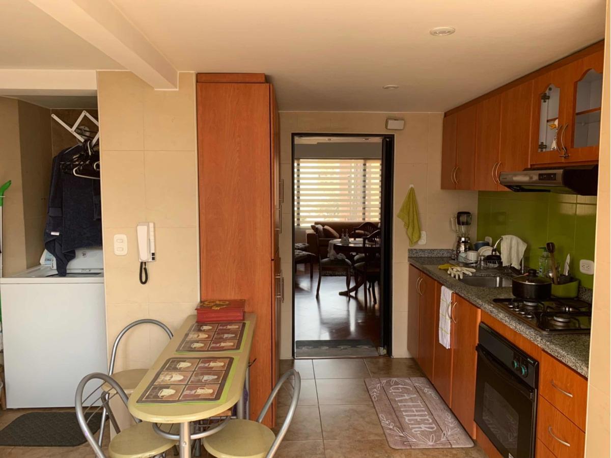 apartamento la calleja, duplex, garaje doble, 3 habita