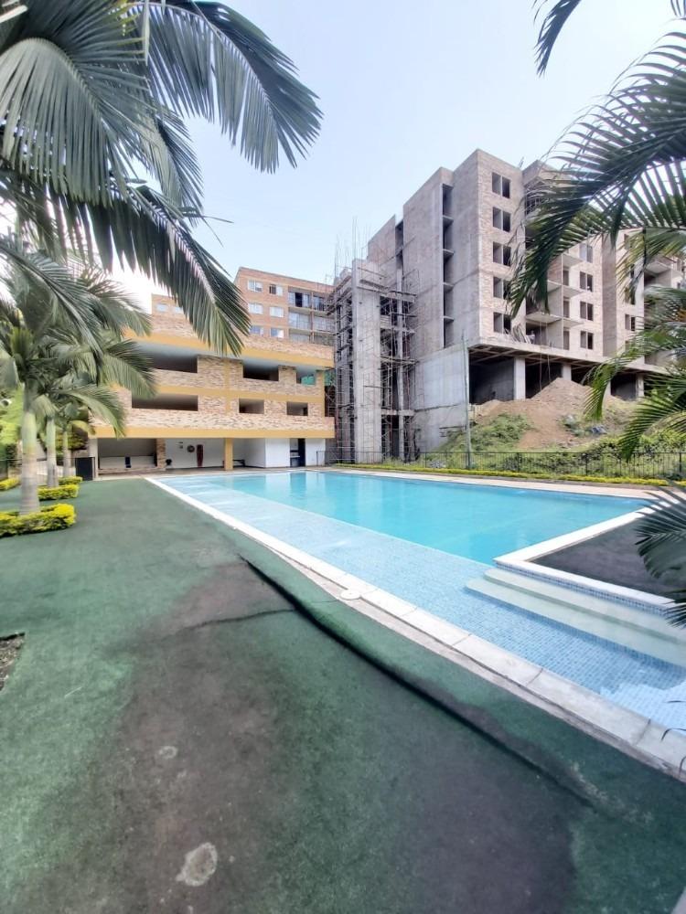 apartamento la vega con piscina