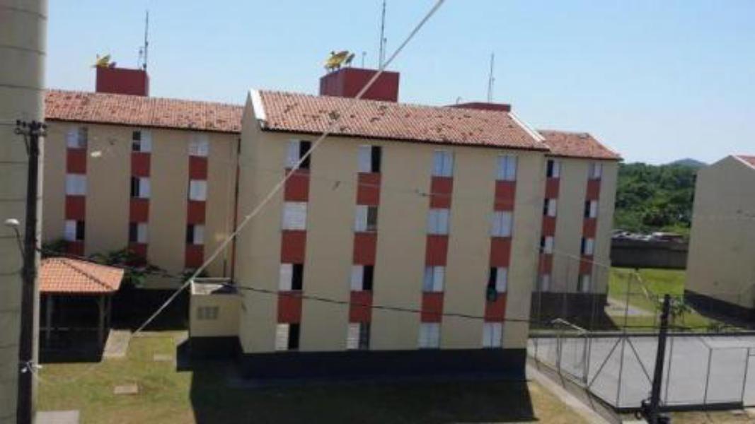 apartamento lado praia, 2 dormitórios medindo 49m²