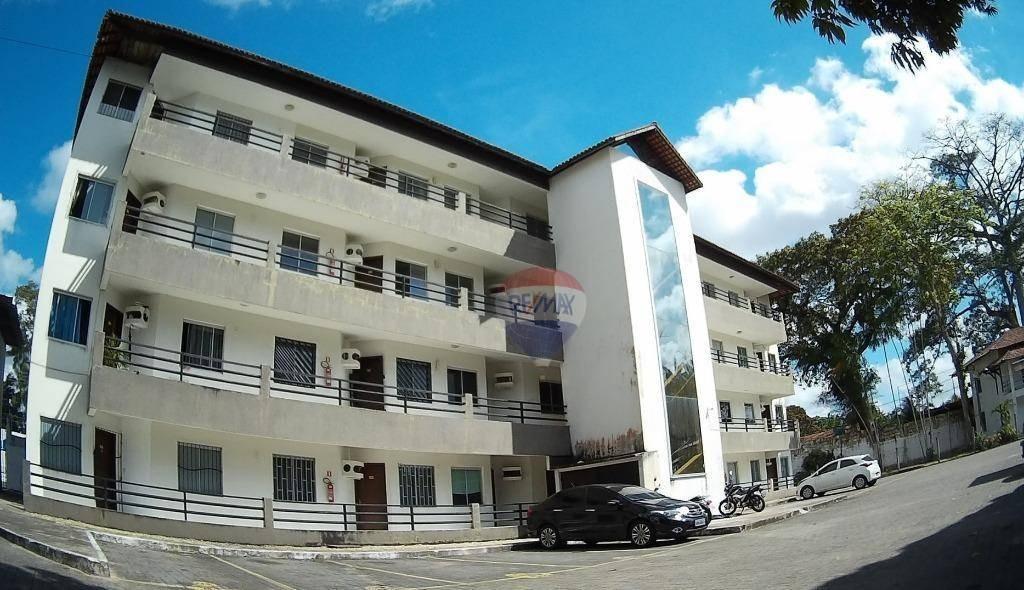 apartamento lago da lua, 55 m² - guanabara - ananindeua / pa - ap0301