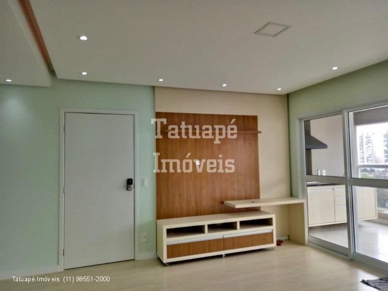 apartamento landscape tatuapé -  mobiliado