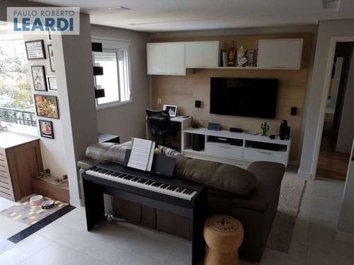 apartamento lapa  - são paulo - ref: 542711