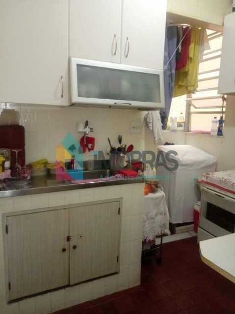 apartamento lauro muller, quarto suite e dependência revertida. - boap10468