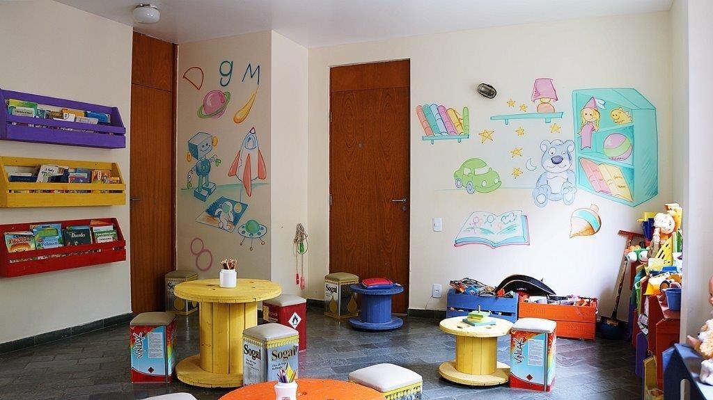 apartamento lauzane paulista 3 dorm, sacada, 1 vaga e opções de lazer - ap4536