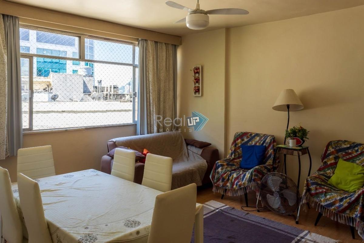 apartamento leblon - 2 quartos - 70m2!! - 1595