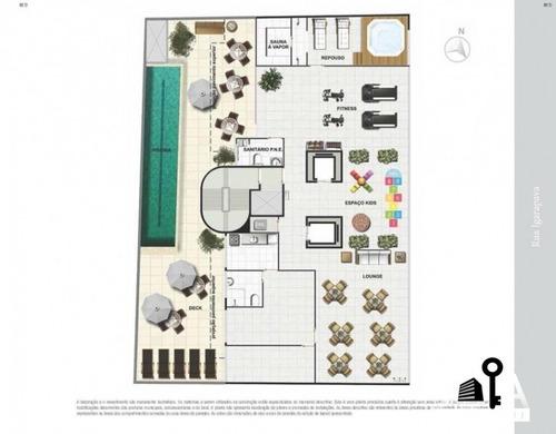 apartamento leblon - 3 quartos - 180