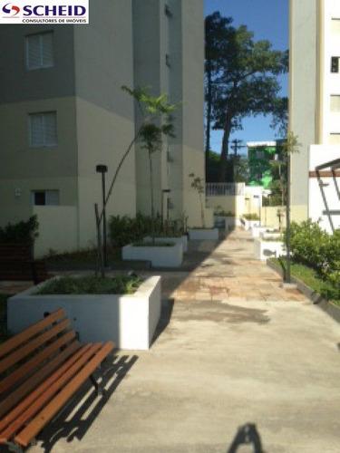 *apartamento lindo 47 m² com sacada!* - mc660