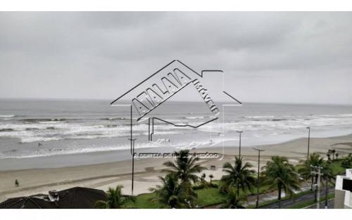 apartamento lindo com vista do mar no caiçara em praia grande 02 dormitórios!