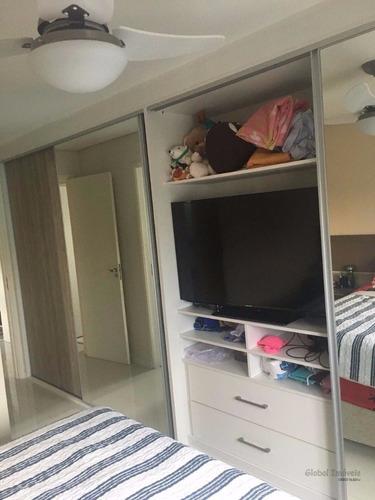 apartamento lindo e todo reformado - v-955