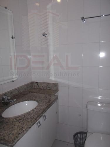 apartamento linear em centro  -  campos dos goytacazes - 4539268189913088