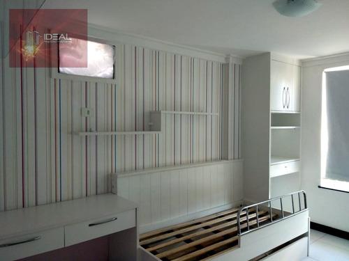 apartamento linear em centro  -  campos dos goytacazes - 4735671512072192