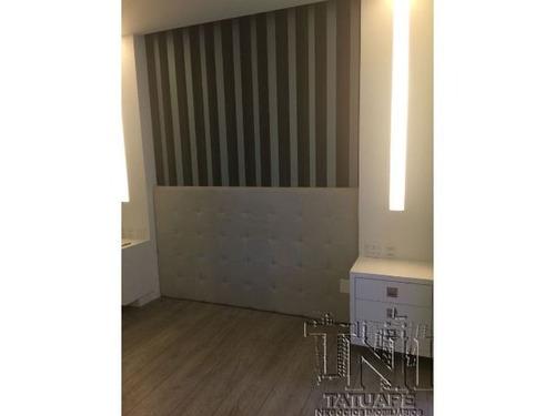 apartamento locação alto padrão - anália franco edifício paseo del prado