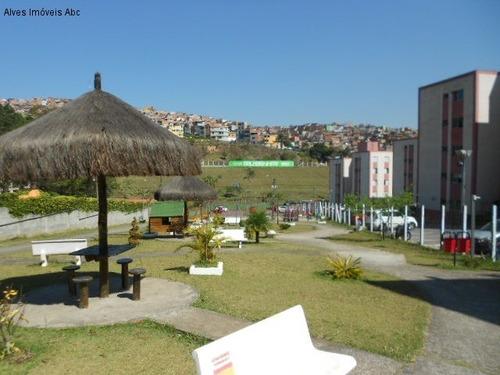 apartamento, locação, são bernardo do campo, 2 dormitórios, 1 vaga de garagem - ap00206 - 34266744