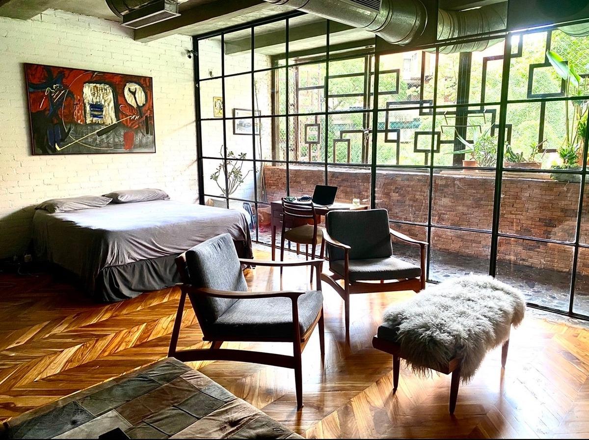 apartamento loft industrial