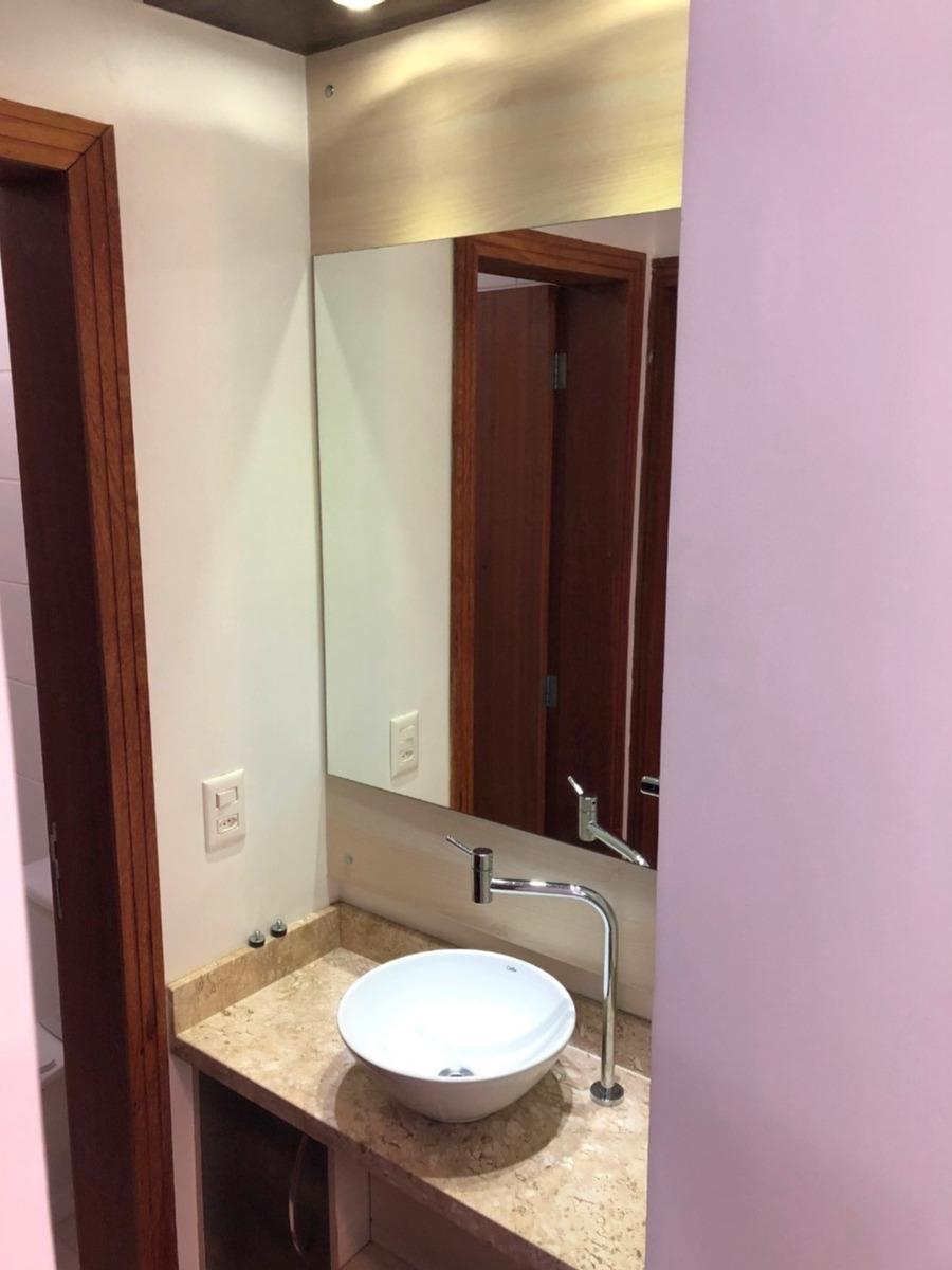 apartamento loft mobiliado anita - direto c/ proprietário