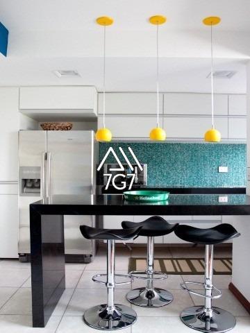 apartamento loft para venda panamby. - ap01288 - 32099148
