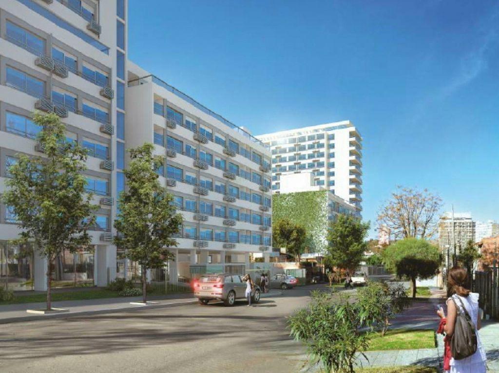 apartamento malvin venta 2 dormitorios oviedo y concepción del uruguay, edificio e tower sky  garaje