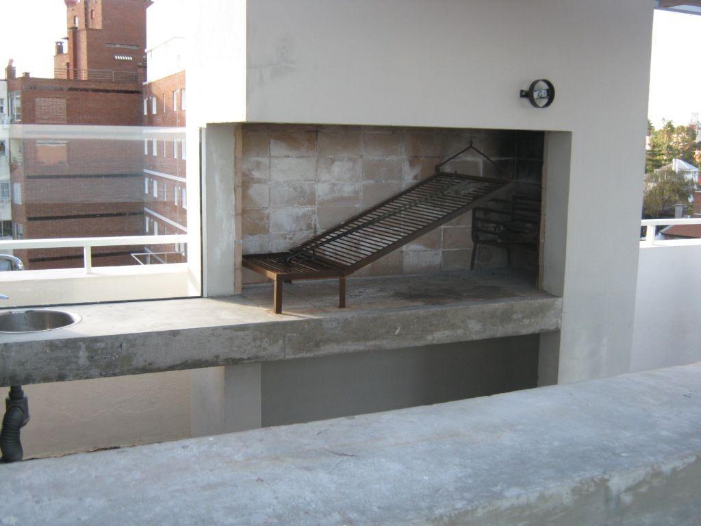 apartamento malvin venta  2 dormitorios rambla o´higgins y gallinal ed. waterfront cochera