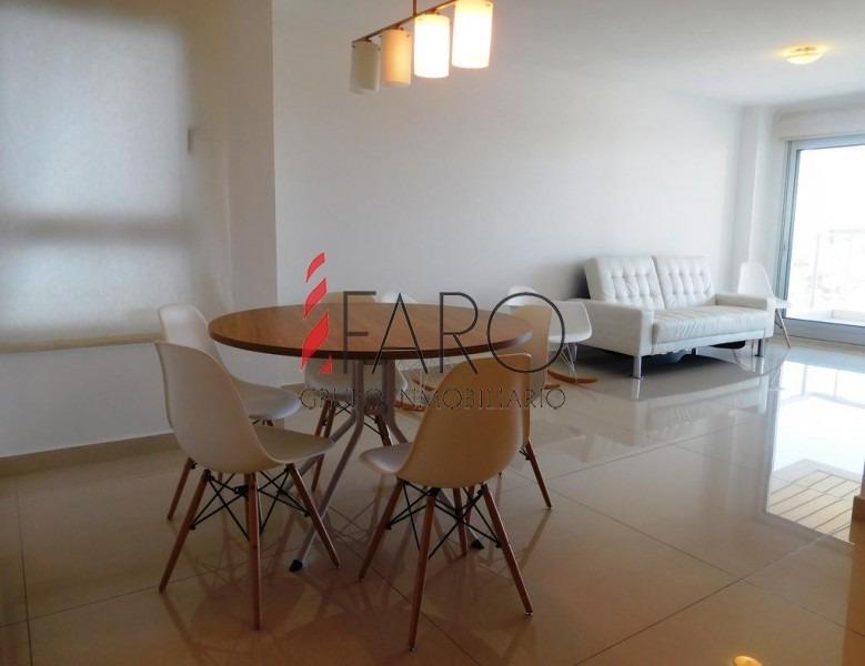 apartamento mansa 2 dormitorios parrillero garage- ref: 34676