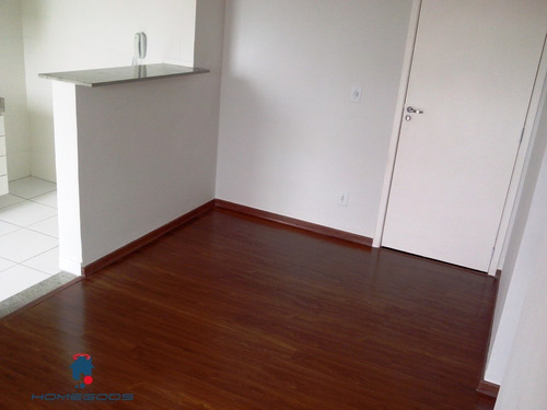 apartamento mansões santo antônio, 2 dorm, 1 suite, 1 banheiro, 1 sala, 1 vaga, jardim antônio von zuben. - ap00803 - 33701773