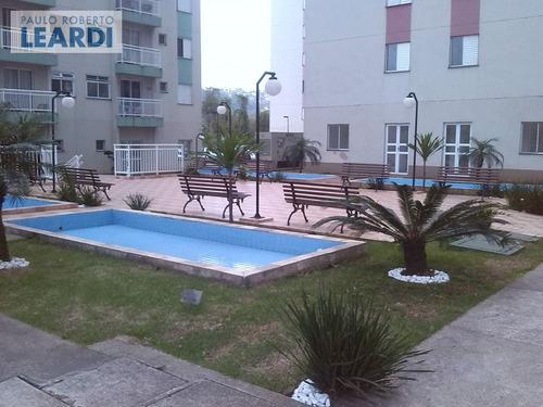 apartamento marapé - santos - ref: 422446