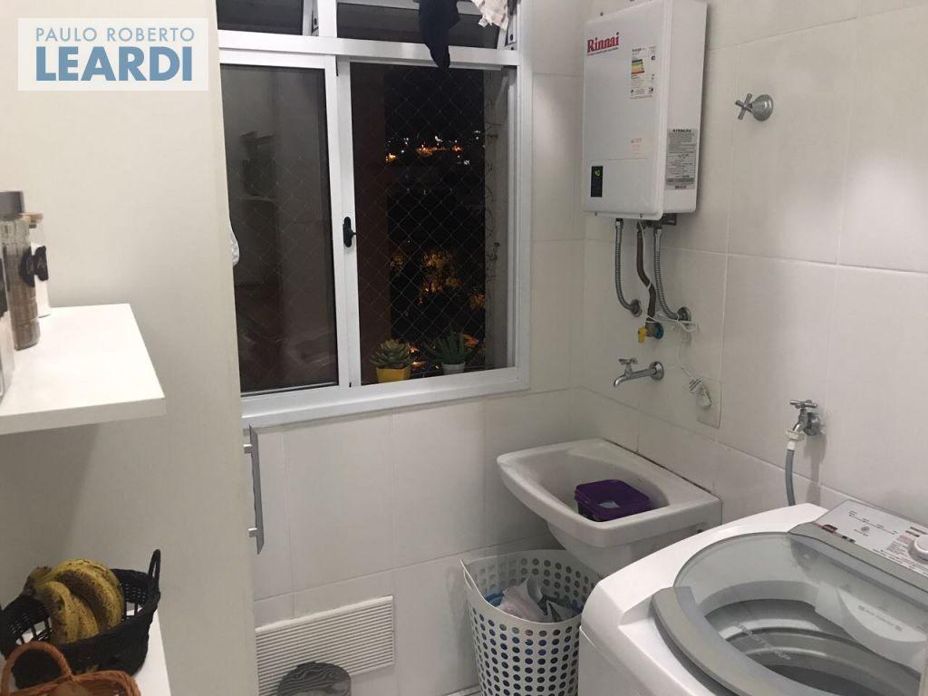 apartamento marapé - santos - ref: 546409