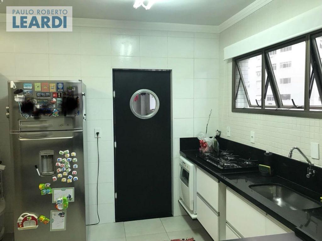 apartamento marapé - santos - ref: 552058