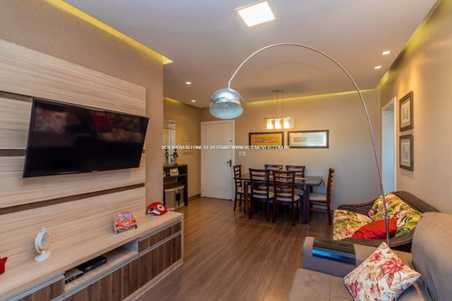 apartamento - marechal rondon - ref: 50543 - v-50543