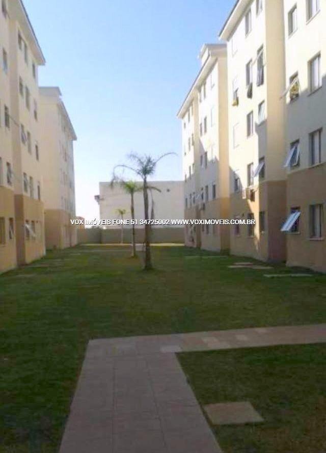 apartamento - marechal rondon - ref: 50797 - v-50797