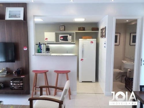apartamento mares de goa mobiliado - recreio - 248