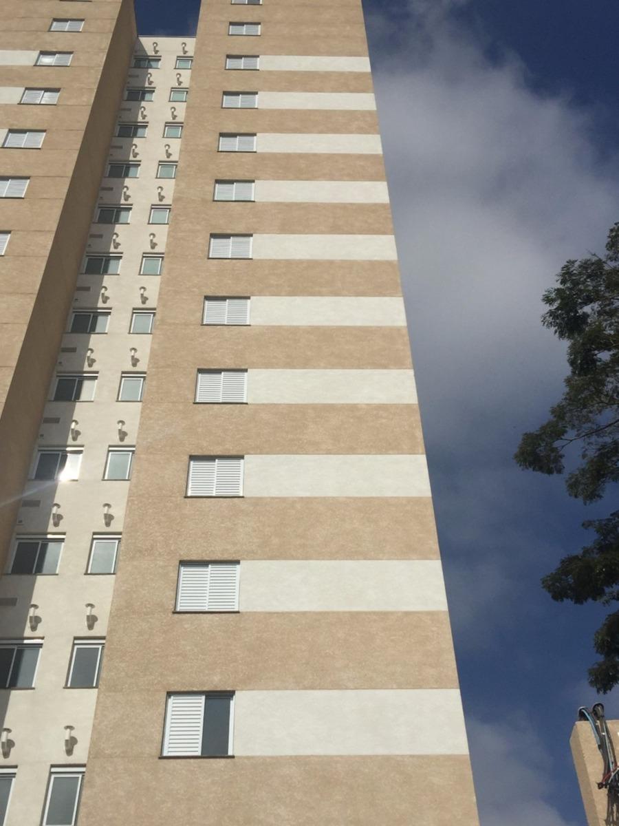 apartamento maua - 03 dorm 60 m2 - jd pedroso