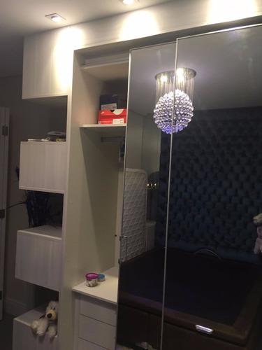 apartamento mauá - 03 dorms. - 60 m2 - jd pedroso