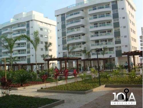 apartamento máximo resort 4q - 120 metros pronto para morar - 255