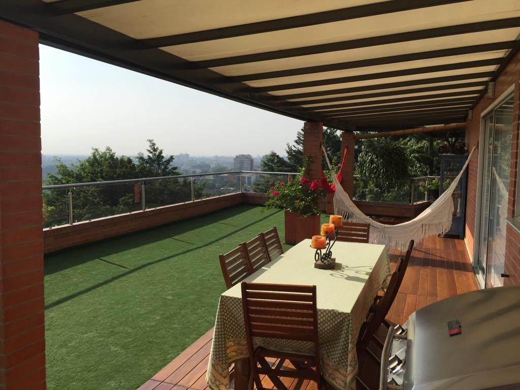 apartamento menga con terraza, 3 baños, 234 m2, cali valle