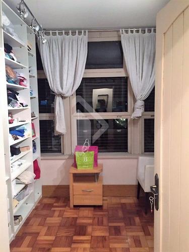 apartamento - menino deus - ref: 161326 - v-161326