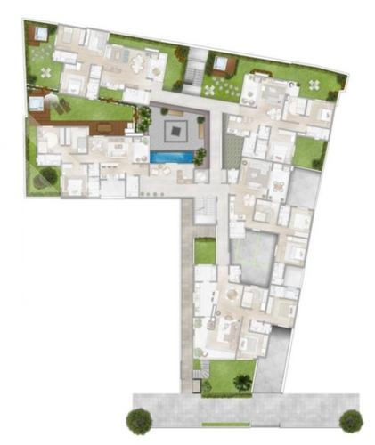 apartamento - menino deus - ref: 185951 - v-185951
