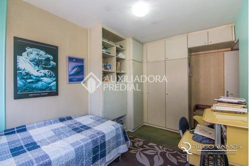 apartamento - menino deus - ref: 198402 - v-198402