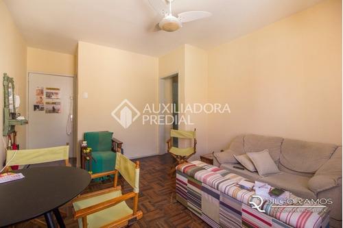 apartamento - menino deus - ref: 201375 - v-201375