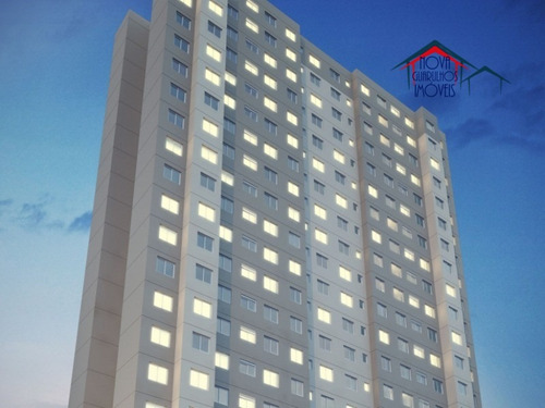 apartamento minha casa minha vida no panamby - ap00073