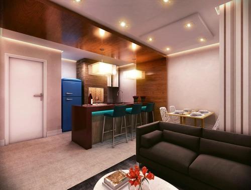 apartamento minha casa minha vida à venda, carvalho, itajaí. - ap2400