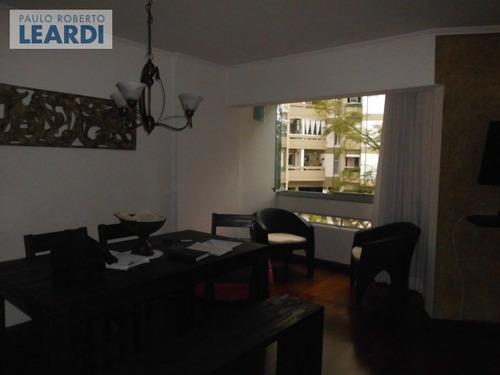 apartamento mirandópolis  - são paulo - ref: 498133