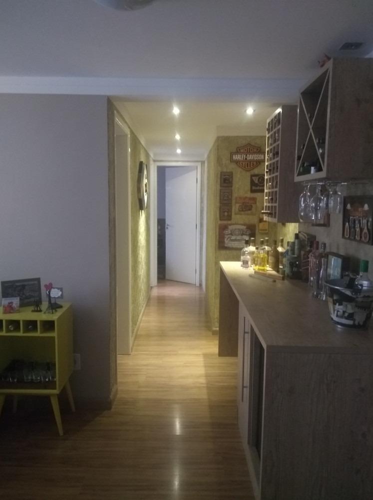 apartamento mobiliado 02 quartos!